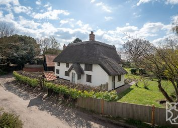 Thumbnail 5 bed detached house for sale in Langham, Greyhound Hill, Essex