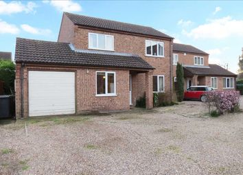 Thumbnail 3 bed detached house for sale in Gorse Lane, Leasingham, Sleaford