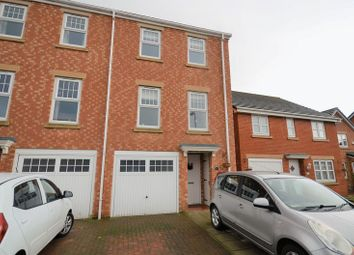 Thumbnail 3 bed town house for sale in 14 Atlantic Crescent, Stockton-On-Tees