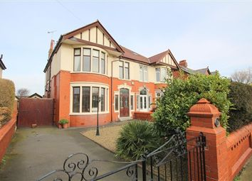 Thumbnail 4 bedroom property for sale in Windermere Road, Blackpool