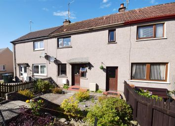 Thumbnail 2 bed terraced house for sale in Drumgrain Avenue, Methven, Perth