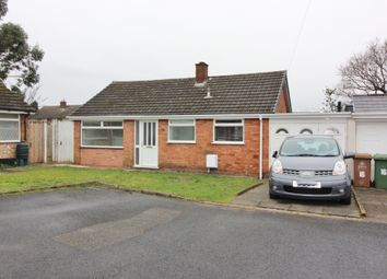 Thumbnail 2 bed detached bungalow for sale in Eaton Rise, Willenhall