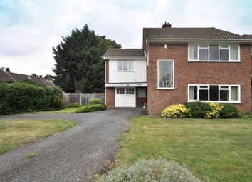 Thumbnail 3 bed detached house for sale in Golf Road, Bromley