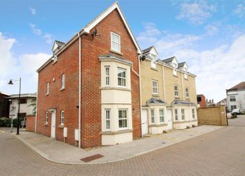 Thumbnail 4 bed town house for sale in Benjamin Gooch Way, Norwich