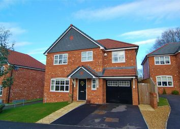 Thumbnail 4 bed detached house for sale in Bridestones Place, Congleton
