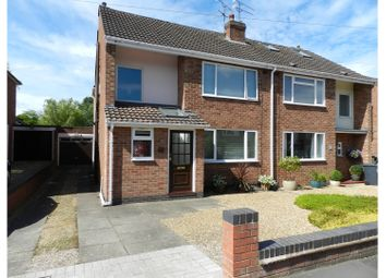 Thumbnail 3 bed semi-detached house for sale in Woodland Road, Kenilworth