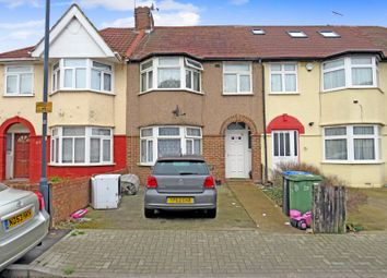 Thumbnail 3 bed terraced house for sale in Sunleigh Road, Wembley, Middlesex