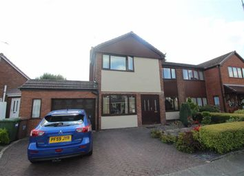 Thumbnail 3 bed semi-detached house for sale in Langholm Road, Garswood, Ashton-In-Makerfield