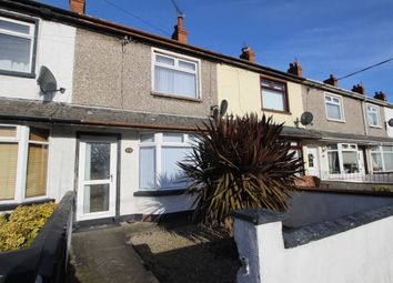 Thumbnail 2 bedroom terraced house to rent in Shrewsbury Drive, Bangor