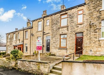 Thumbnail 2 bedroom terraced house for sale in Diamond Street, Moldgreen, Huddersfield