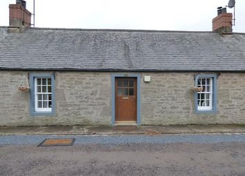 Thumbnail 2 bed cottage to rent in 12 The Row, Douglastown, Forfar