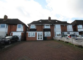 Walsall Road, Great Barr, Birmingham B42. 7 bed semi-detached house for sale