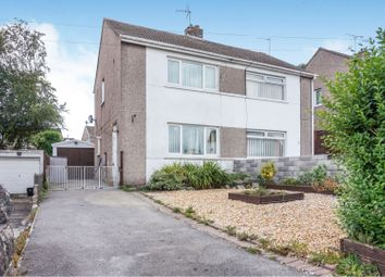 Thumbnail 3 bed semi-detached house for sale in Shakespeare Avenue, Cefn Glas, Bridgend