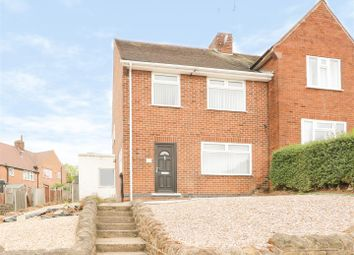Thumbnail 3 bed semi-detached house for sale in Runswick Drive, Arnold, Nottingham