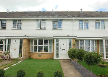 Thumbnail 3 bed terraced house for sale in Saville Close, Alverstoke, Gosport