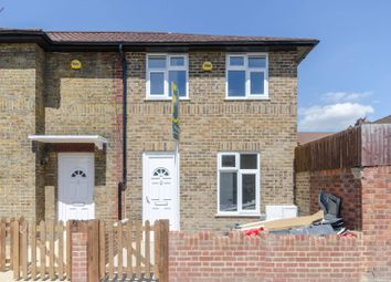Thumbnail 2 bed end terrace house for sale in Godbold Road, West Ham
