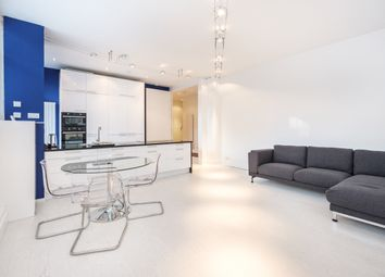 Thumbnail 2 bed flat to rent in Saffron Hill, London
