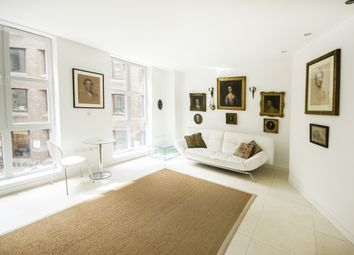 Thumbnail 1 bed flat for sale in Cock Lane, London