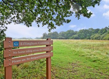Thumbnail 4 bed detached bungalow for sale in Forest Lane, Leatherhead, Surrey