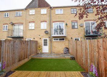 Thumbnail 3 bed town house for sale in Willow Crescent, Newmarket