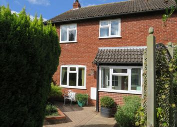 Thumbnail 3 bed end terrace house for sale in Barrs Orchard, Tarrington, Hereford