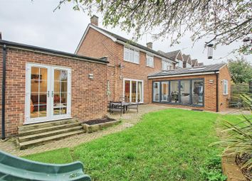 Thumbnail 4 bed detached house for sale in The Bourne, Ware