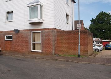 Thumbnail 1 bedroom flat to rent in Lushington Close, Norwich