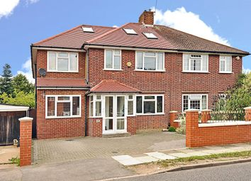 Thumbnail 5 bed semi-detached house for sale in Eastern Avenue, Pinner, Middlesex