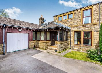 Thumbnail 4 bed detached house for sale in Paris Mews, Scholes, Holmfirth