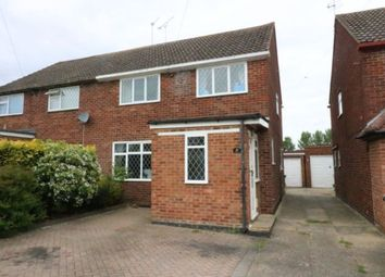 Thumbnail 3 bed semi-detached house for sale in Wavendene Avenue, Egham