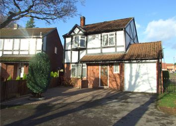 Thumbnail 4 bed detached house for sale in Spindletree Drive, Oakwood, Derby