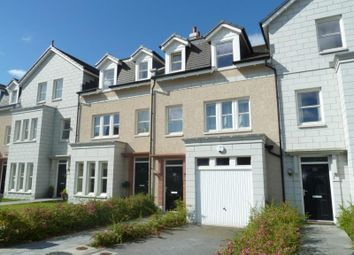 Thumbnail 4 bed town house to rent in Polmuir Gardens, Aberdeen