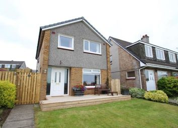 Thumbnail 3 bed detached house for sale in Yarrow Crescent, Bishopton, Renfrewshire
