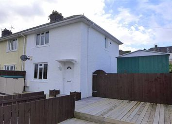 Thumbnail 2 bed semi-detached house for sale in Fourth Avenue, Aberystwyth, Ceredigion