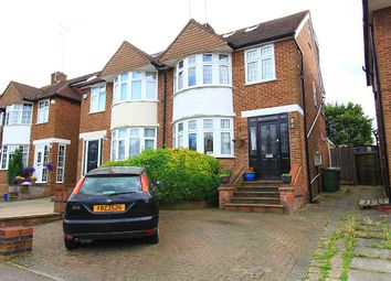 Thumbnail 4 bedroom semi-detached house for sale in Deepdene, Potters Bar, Hertfordshire