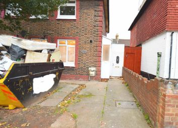 Thumbnail 2 bed link-detached house to rent in Egham Road, Plaistow