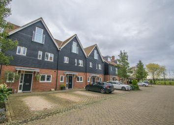 Thumbnail 4 bed end terrace house for sale in Schuster Close, Cholsey, Wallingford