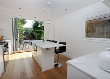 Thumbnail 4 bed terraced house to rent in Grove Green Road, Leytonstone