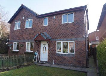 Thumbnail 3 bed semi-detached house for sale in Langton Close, Eccleston