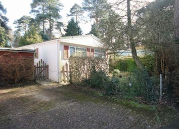 Thumbnail 2 bed detached house for sale in Sandy Balls Holiday Centre, Godshill, Fordingbridge