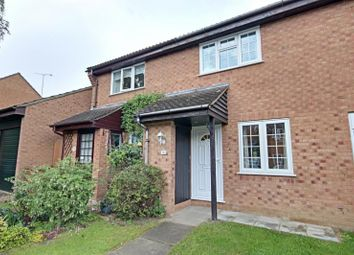 Thumbnail 2 bed terraced house to rent in Ellenborough Close, Bishops Stortford, Herts