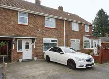 Thumbnail 3 bed terraced house for sale in Fairdale Avenue, High Heaton, Newcastle Upon Tyne