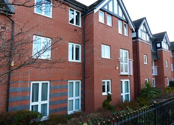 Thumbnail 2 bed flat for sale in Chatsworth Court, Ashbourne