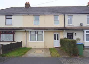 Thumbnail 3 bed terraced house to rent in Albert Road, Fareham