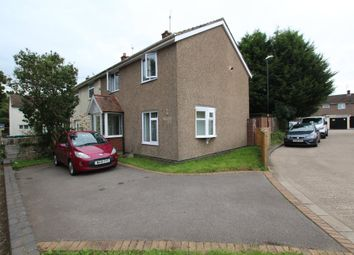 Thumbnail 3 bed semi-detached house for sale in Bridgecote, Coventry
