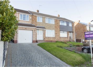 4 bed semi-detached house for sale in Dove Close, Barnsley S73