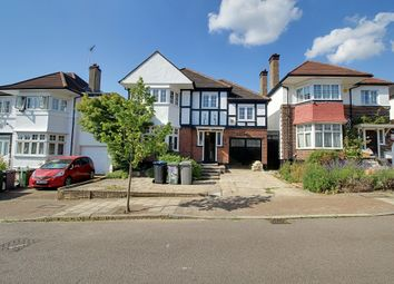 Thumbnail 5 bed detached house to rent in Wickliffe Gardens, Wembley, Middlesex