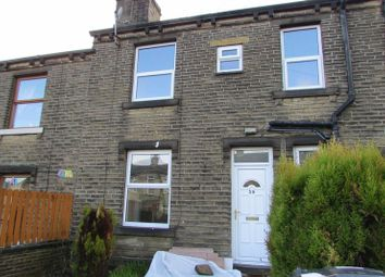 Thumbnail 2 bed terraced house to rent in Taylor Hill Road, Huddersfield