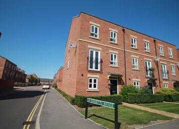 Thumbnail 4 bed end terrace house for sale in Racecourse Road, Newbury