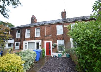 Thumbnail 2 bed terraced house to rent in Aylsham Road, Norwich
